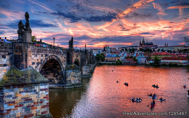 The Charles Bridge in Prague - 9 Day Eastern Empires Tour