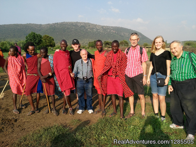 Jamboree Africa Tours and Safaris