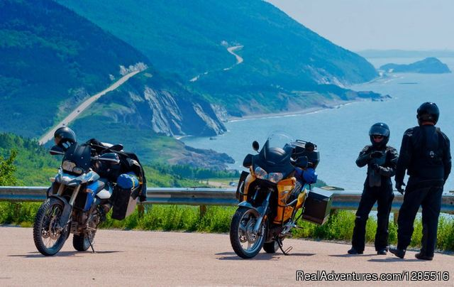 Brookspeed Motorcycle Rentals, Nova Scotia