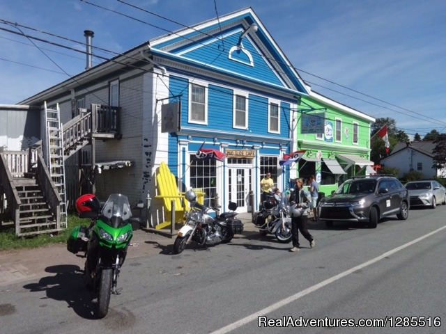 - Brookspeed Motorcycle Rentals, Nova Scotia