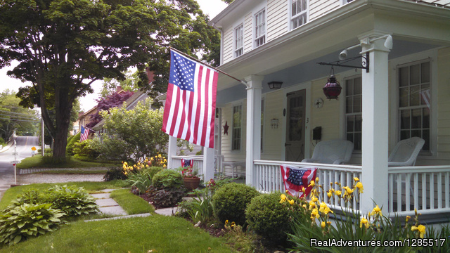 Historic, Romantic, CT Shoreline Colonial Charmer