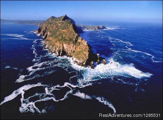 Cape Point - Conrad's Safaris and Tours