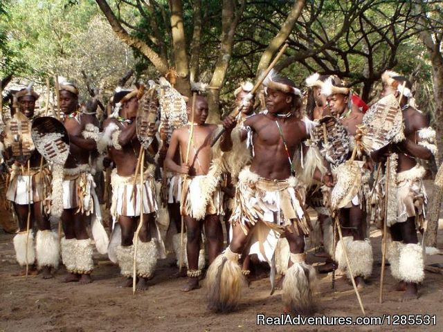 DumaZulu - Conrad's Safaris and Tours