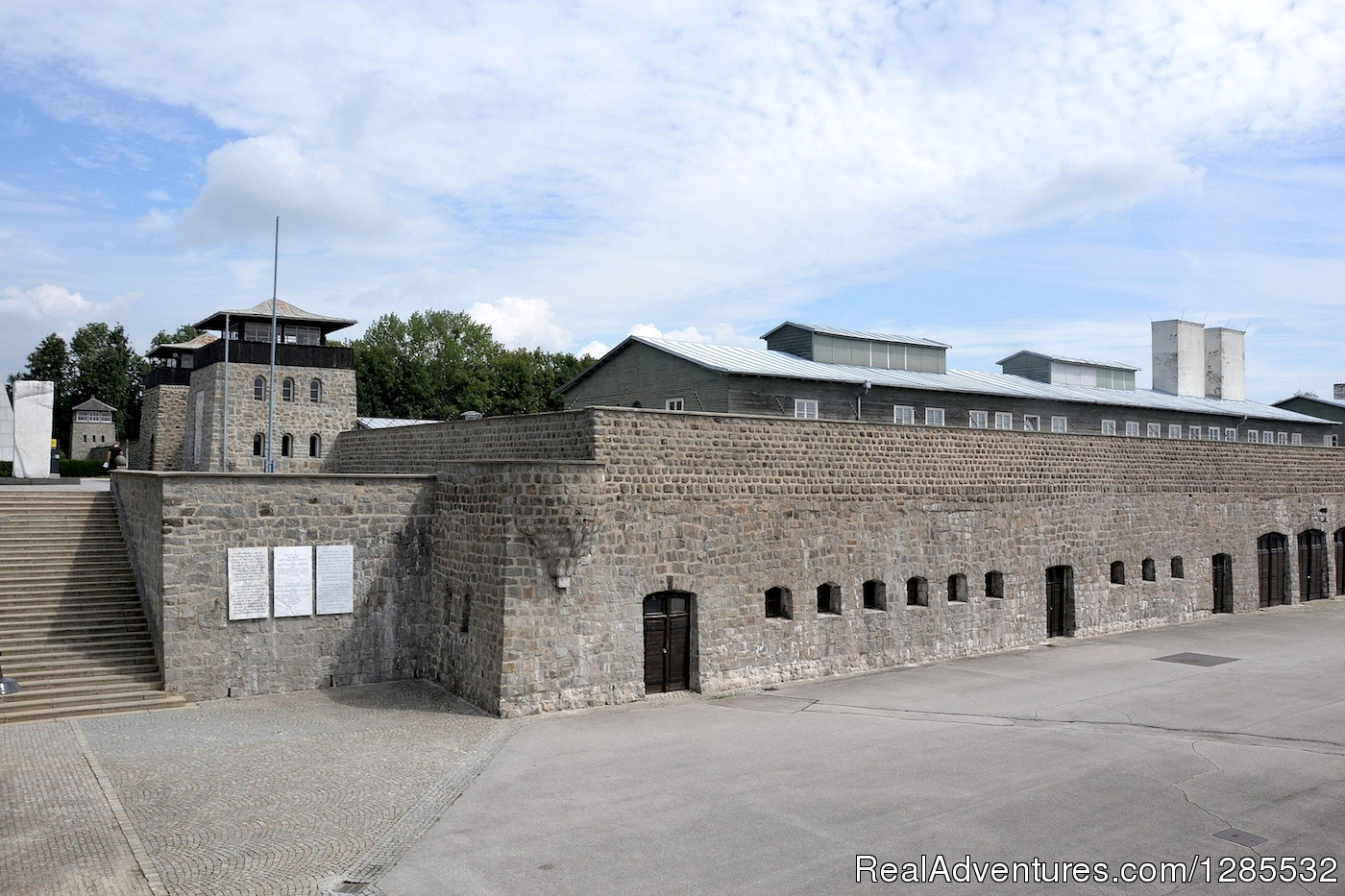 Image #5/6 | Small-Group Day Trip to Mauthausen from Vienna