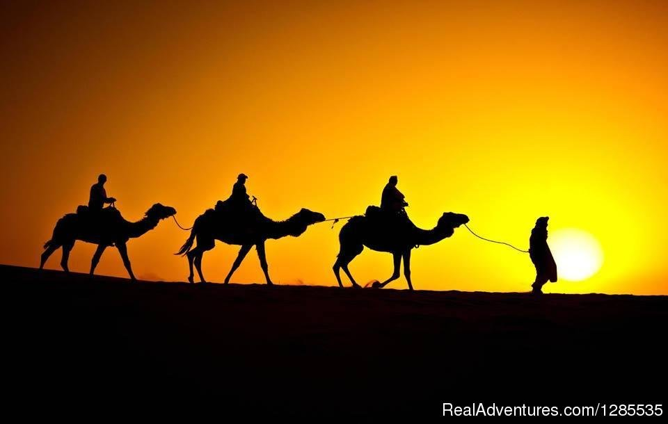 Morocco Sahara Holiday & Tours Casablanca and Fes, Morocco Sight-Seeing Tours