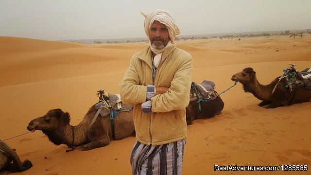 Berber Nomad | Image #8/13 | Morocco Sahara Holiday & Tours