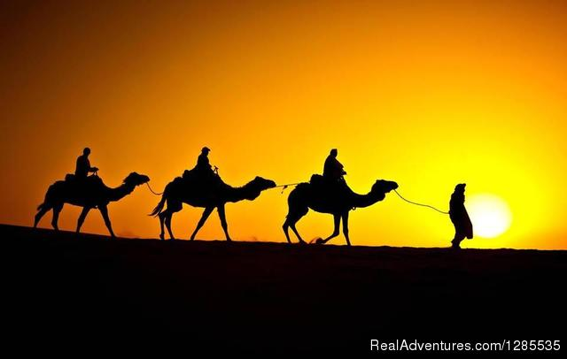 Morocco Sahara Holiday & Tours