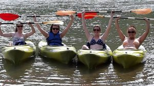 Mutt E. Waters River Rentals LLC. Camping / Kayaks Burkesville, Kentucky Kayaking & Canoeing