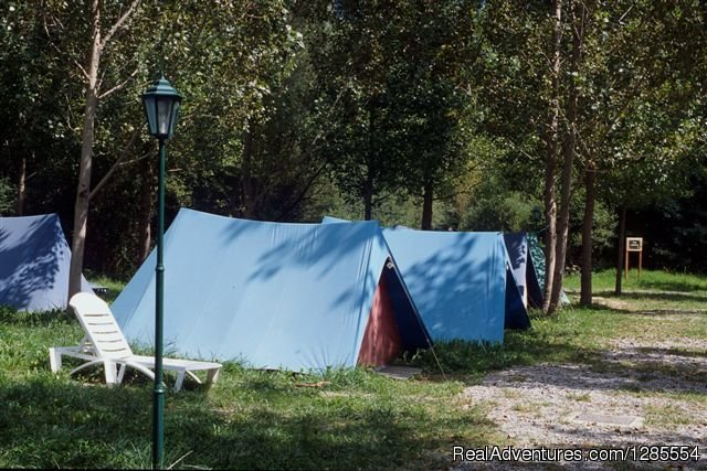 Tents | Image #3/3 | Hiking & adventure week around Catalonian Pyrenees