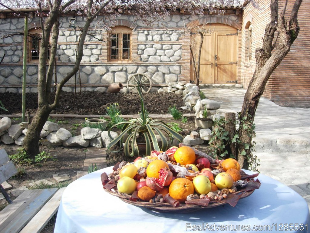 Georgian dried fruits | Image #5/10 | Full Day Private Wine Tour