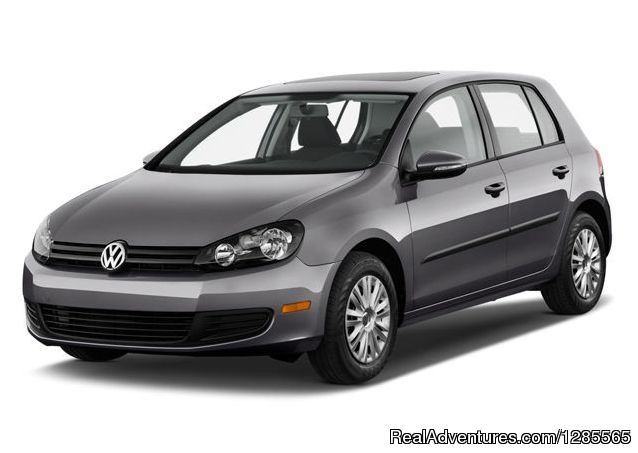 Hire car from compact class Volkswagen Golf VI in Sofia Bulg - Car rentals in Bulgaria,rent cars,SUV,vans,bus 8+1