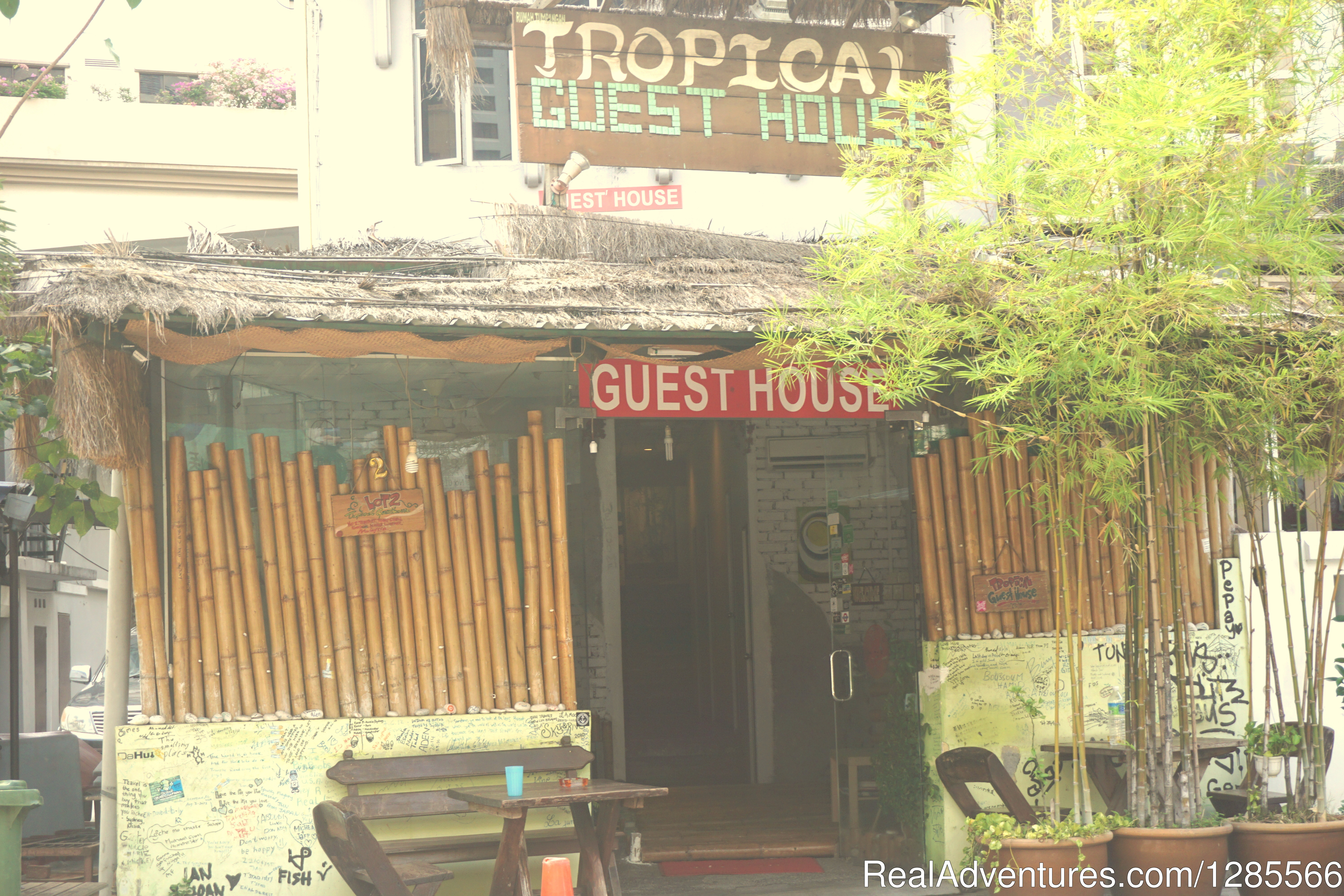 Front View | Image #5/10 | Tropical Guest House Kuala Lumpur