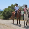 Horse Riding in Turkey between Mountains and Sea