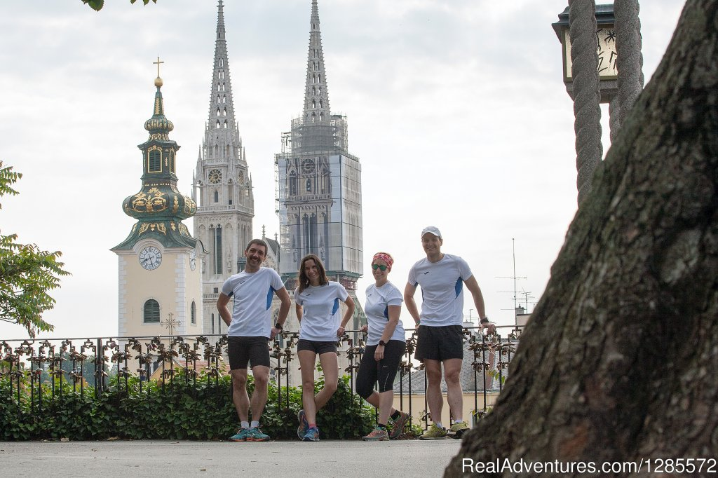 RunZagreb Team | Image #4/5 | Zagreb Jogging Sightseeing Tour