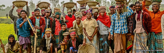 How Locals Will Wellcome You - Best of Bangladesh Tour
