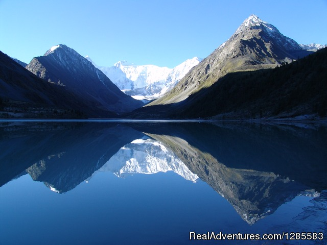 Mt Belukha Altai - Travel Adventure tour in the Altai Mountains