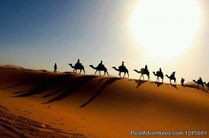 Trips in Morocco Erg Chebbi Dunes, Merzouga, Sahara, Morocco Sight-Seeing Tours