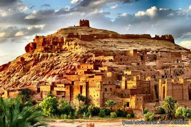 - Trips in Morocco