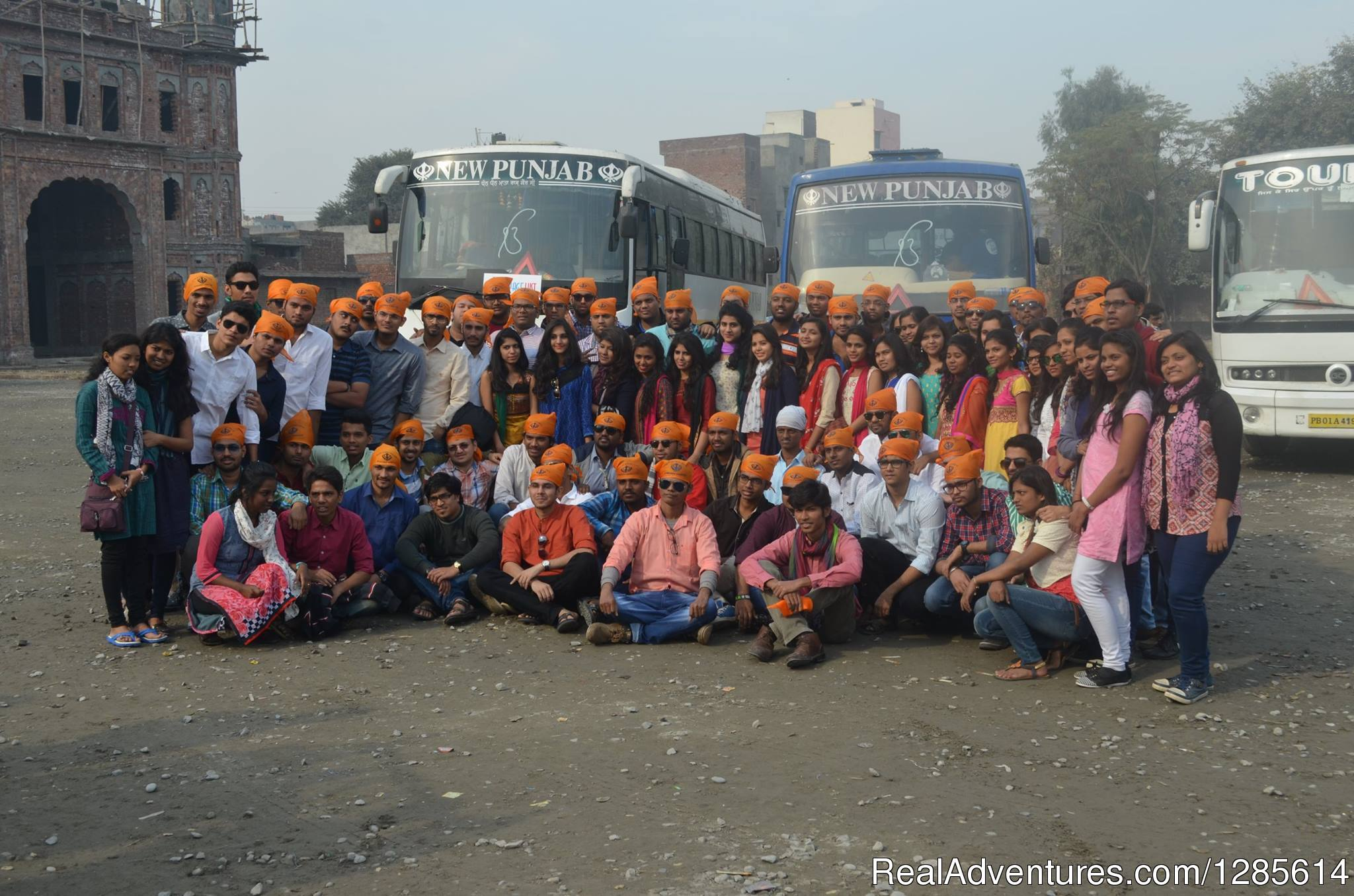 College trip to Amritsar and Dharamshala