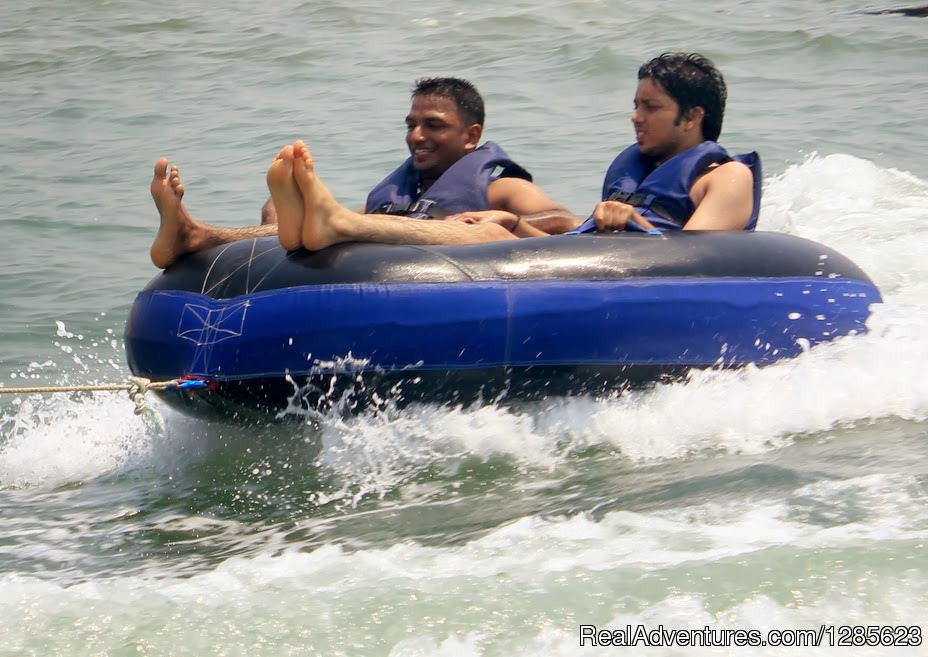 Bumper ride in Goa | Image #3/3 | Water Sports combo pack at Aqua Sports Goa