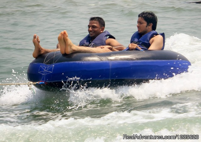 Water Sports combo pack at Aqua Sports Goa