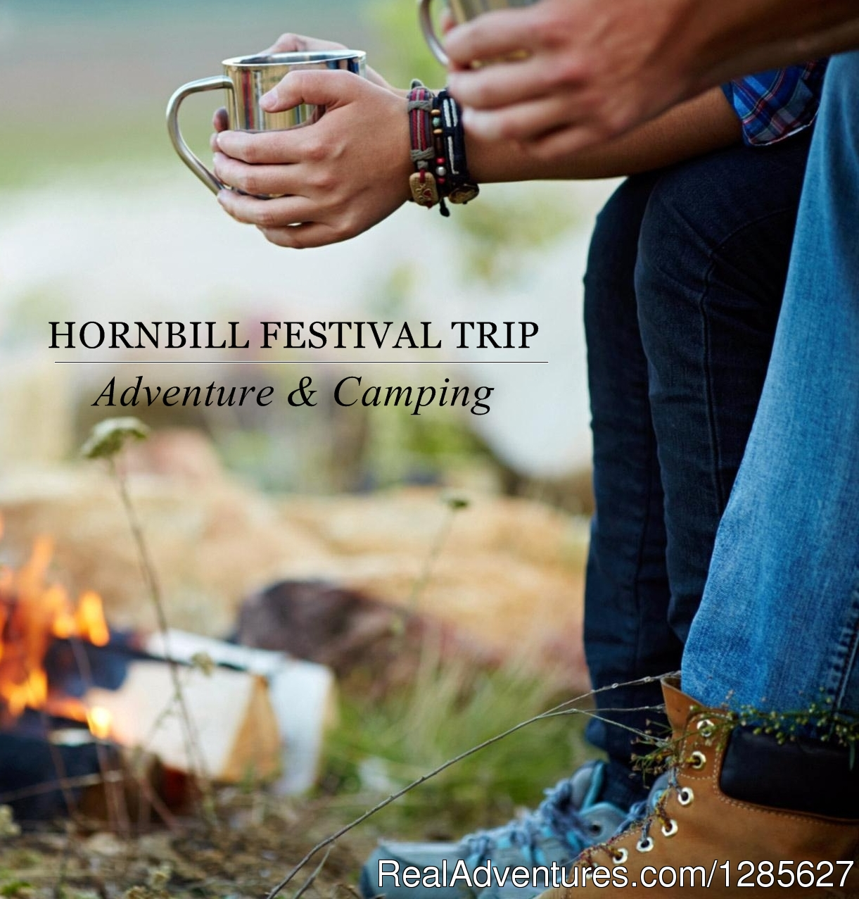 Image #2/4 | Luxury Camping at the Hornbill Festival, Nagaland