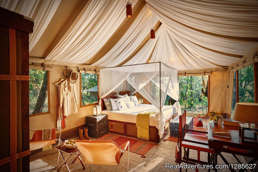 Image #4/4 | Luxury Camping at the Hornbill Festival, Nagaland