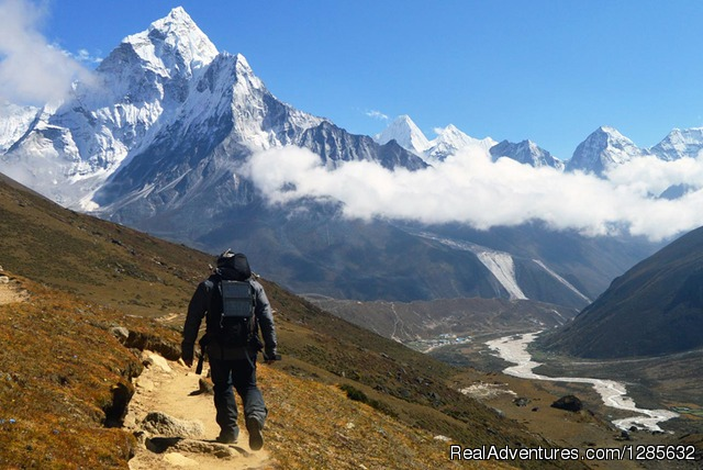 Way to everest base camp - Trekking in Nepal with Friends Adventure Team