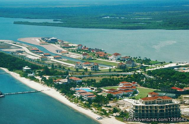 Belize Shuttle, Airport Shuttle Service: Placencia Village, Sky View