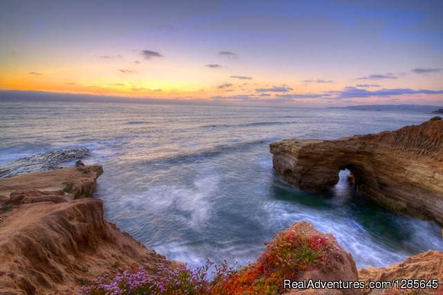 Sunset Cliffs - San Diego Inn to Inn Walking Tour/Vacation