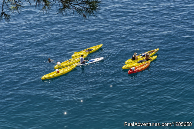 Sea Kayaking Tour in Split, Croatia
