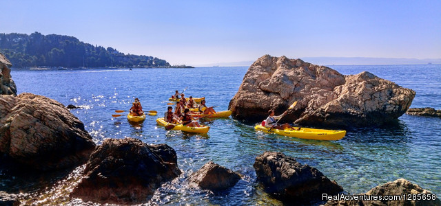Sea kayaking tour - Sea Kayaking Tour in Split, Croatia