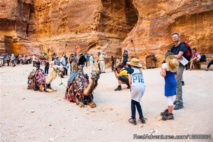 Image #3/16 | Tour to Petra from Eilat
