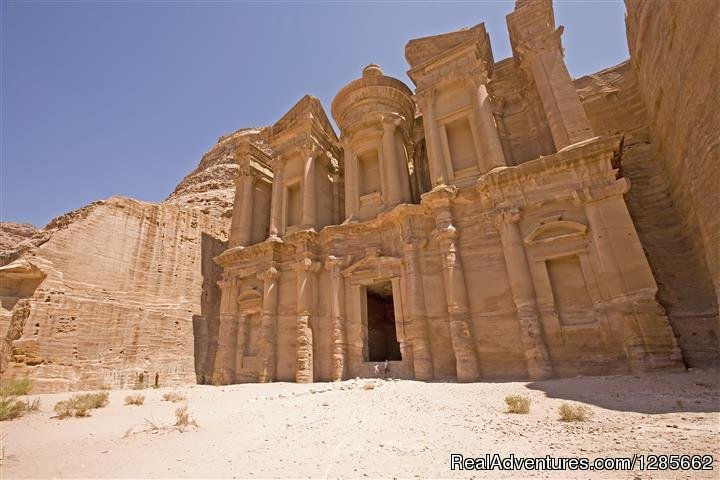Image #12/16 | Tour to Petra from Eilat