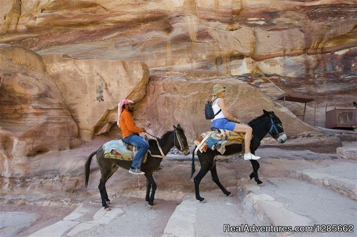 Image #13/16 | Tour to Petra from Eilat