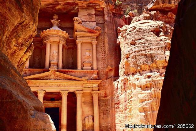 Tour to Petra from Eilat Sight-Seeing Tours Eilat, Israel