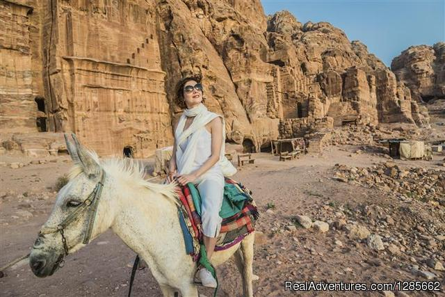 - Tour to Petra from Eilat