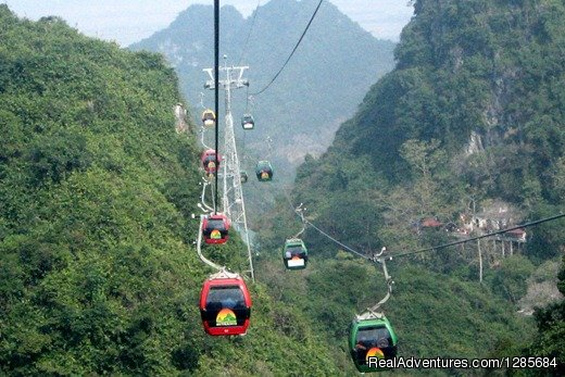 Cable Car to Perfume Pagoda lvp travel group in summer | Image #8/19 | Vietnam highlight tours, Luxury Vacation Packages