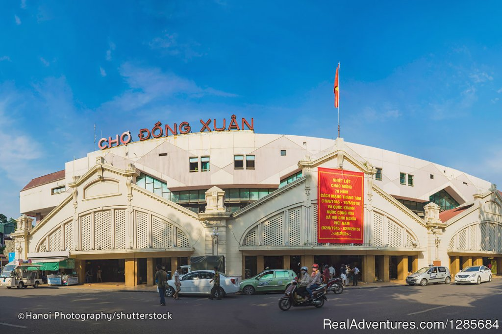 visiting Dong Xuan market- oldest in hanoi | Image #9/19 | Vietnam highlight tours, Luxury Vacation Packages