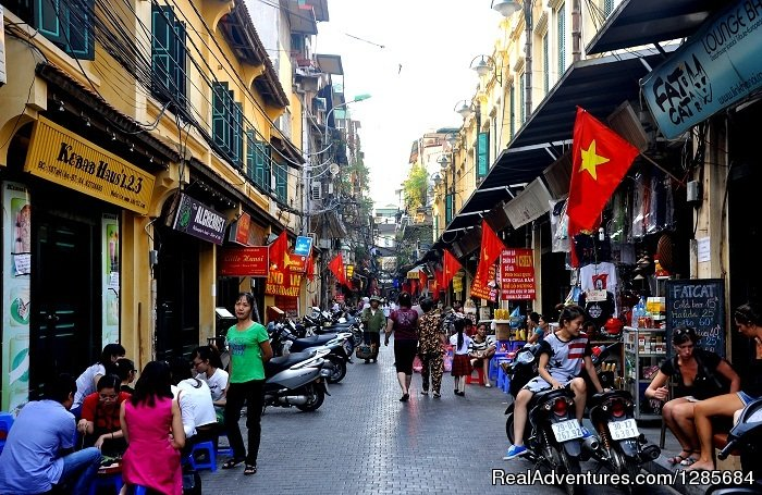 Teenagers And Students Like This-hanoi Old Quarter | Image #14/19 | Vietnam highlight tours, Luxury Vacation Packages