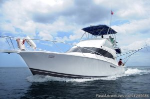 Costa Rica Fad Fishing Quepos, Costa Rica Fishing Trips