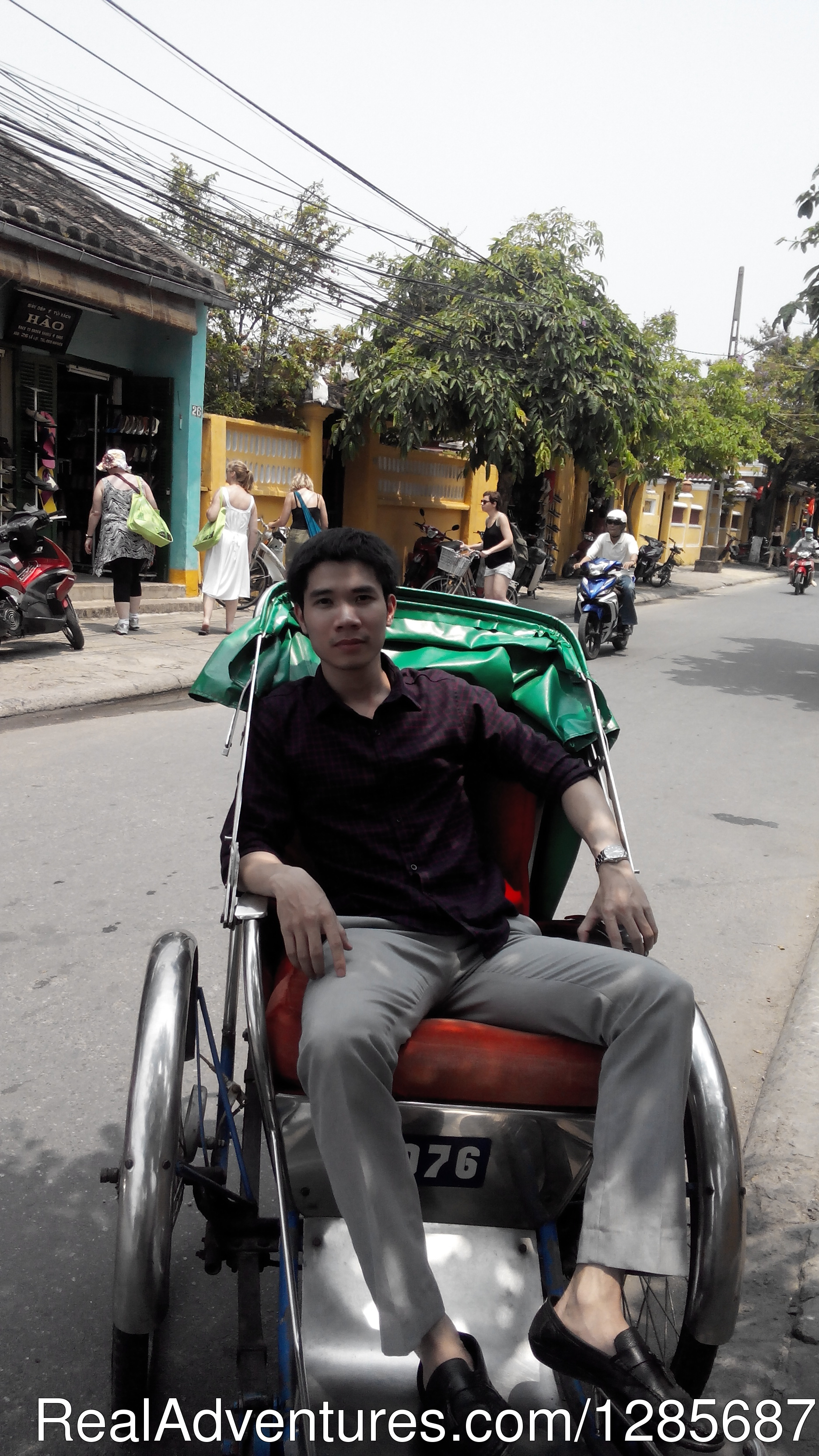 Hoi an Cyclo Tour