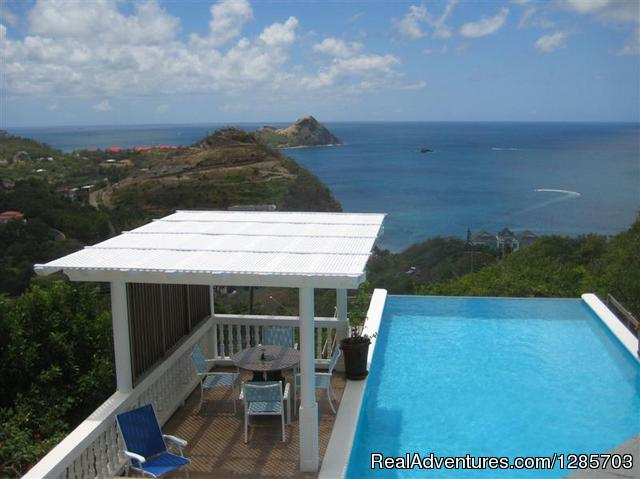 Best vacation rentals on St. Lucia Bed & Breakfasts Cap Estate, Saint Lucia
