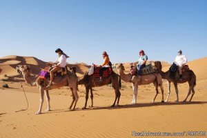 Morocco Destination Tours Marrakesh, Morocco Camel Riding