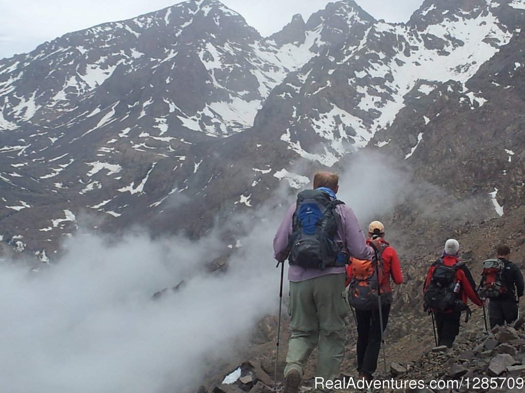 Atlas Mountains Morocco- Berber Villages & Mt Toub Marrakesh, Morocco Hiking & Trekking