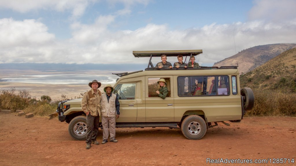Friends of Africa Family Safaris has developed an unique programme of tours that transposes our love of adventure and our unique perspective on the outdoors, into the incomparable domain of some of the most dramatic and families safari venues in Tanz