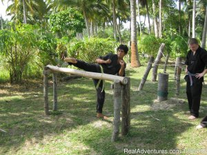 Ninja-MMA Martial Arts & Fitness Camp Thailand Koh Samui, Thailand Fitness & Weight Loss
