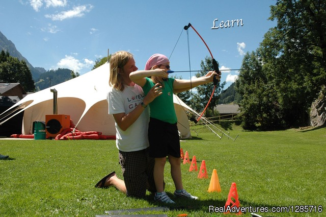 Summer & Winter Camps In Switzerland