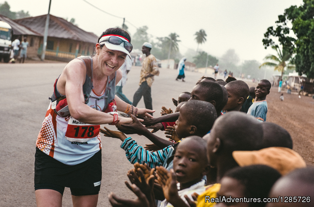 Sierra Leone Marathon 2019