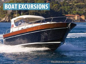 Boat & Land Excursions Sorrento Sorrento, Italy Tourism Center